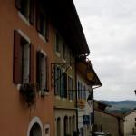 """Thte restaurant """"La Toscane"""" in Saint Livres"""