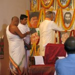 Sri Kumar inaugurating the group living