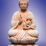 Buddha with Child