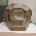 Mockup of the 2nd Goetheanum