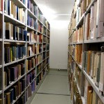 Small part of the huge archives