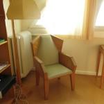 A historic chair