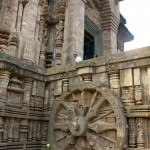 16 wheels of the sun chariot