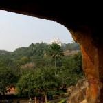 At the Udayagiri Caves