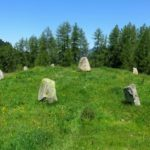 The first stone circle