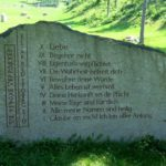 The Rhaetian wisdom
